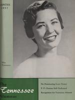 Tennessee Alumnus. Volume 37, Issue 4, 1957 Winter