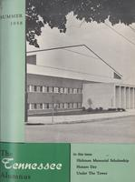 Tennessee Alumnus. Volume 38, Issue 2, 1958 Summer
