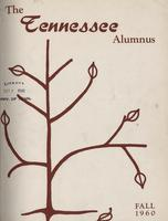 Tennessee Alumnus. Volume 40, Issue 2, 1960 Fall