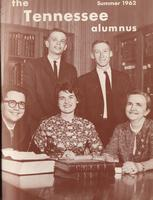 Tennessee Alumnus. Volume 42, Issue 2, 1962 Summer