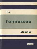 Tennessee Alumnus. Volume 42, Issue 3, 1962 Fall