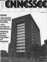 Tennessee Alumnus. Volume 65, Issue 1, 1985 Winter
