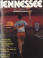 Tennessee Alumnus. Volume 66, Issue 4, 1986 Fall