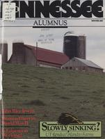 Tennessee Alumnus. Volume 67, Issue 1, 1987 Winter