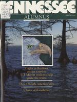 Tennessee Alumnus. Volume 67, Issue 2, 1987 Spring