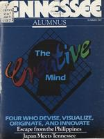 Tennessee Alumnus. Volume 67, Issue 3, 1987 Summer