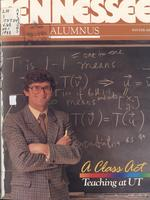 Tennessee Alumnus. Volume 68, Issue 1, 1988 Winter