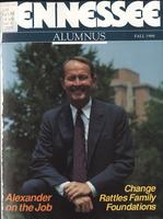 Tennessee Alumnus. Volume 68, Issue 4, 1988 Fall