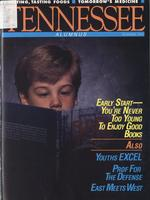 Tennessee Alumnus. Volume 69, Issue 3, 1989 Summer