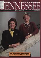 Tennessee Alumnus. Volume 70, Issue 1, 1990 Winter