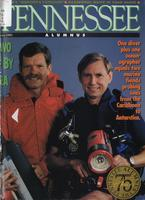 Tennessee Alumnus. Volume 72, Issue 1, 1992 Winter