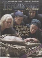 Tennessee Alumnus. Volume 86, Issue 1, 2006 Winter