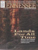 Tennessee Alumnus. Volume 87, Issue 2, 2007 Spring