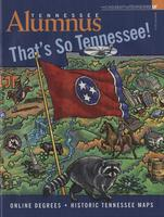 Tennessee Alumnus. Volume 90, Issue 1, 2010 Winter