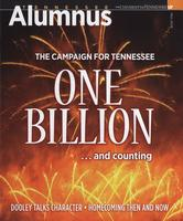Tennessee Alumnus. Volume 90, Issue 3, 2010 Fall