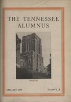 Tennessee Alumnus. Volume 13, Issue 6, 1930 January