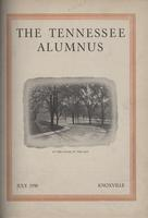 Tennessee Alumnus. Volume 13, Issue 8, 1930 July