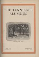 Tennessee Alumnus. Volume 13, Issue 11, 1931 April