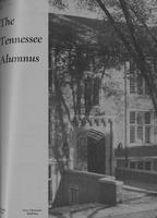 Tennessee Alumnus. Volume 12, Issue 21, 1933 October