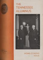 Tennessee Alumnus. Volume 15, Issue 3, 1935 September