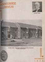 Tennessee Alumnus. Volume 15, Issue 4, 1935 December