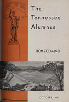 Tennessee Alumnus. Volume 16, Issue 3, 1936 October