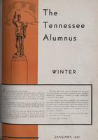 Tennessee Alumnus. Volume 16, Issue 3, 1937 Winter
