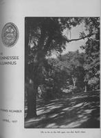 Tennessee Alumnus. Volume 16, Issue 4, 1937 April