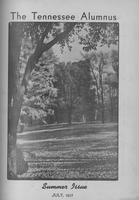 Tennessee Alumnus. Volume 17, Issue 1, 1937 July