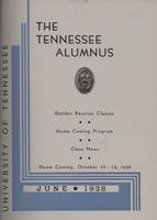 Tennessee Alumnus. Volume 18, Issue 2, 1938 June