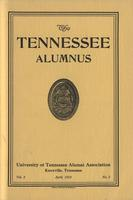 Tennessee Alumnus. Volume 2, Issue 2, 1918 April