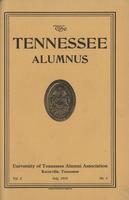 Tennessee Alumnus. Volume 2, Issue 3, 1918 July