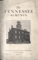 Tennessee Alumnus. Volume 9, Issue 1, 1925 January