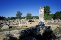 Olympia: The Temple of Zeus