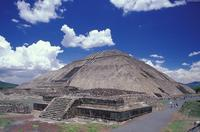 Teotihuacan: Pyramid of the Sun