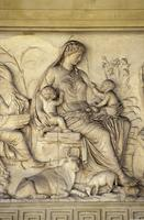 Ara Pacis: Reliefs Front & Back