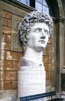 Colossal Head of Augustus
