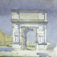 Mackintosh: Sketches in Italy