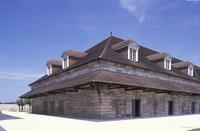 Salt-Works: Salt Storehouses