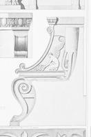 Architectural Drawings (Greek Buildings)
