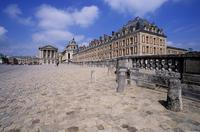 Versailles: Palace East Front