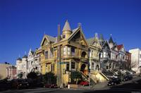 Victorian Houses of San Francisco