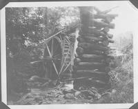 Greenbrier community water wheel