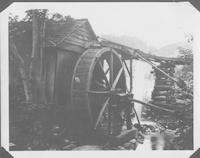 Greenbriar community water wheel