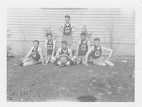 1925 - Basketball Team - Phi Beta Phi School