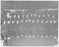 Graduation from the Pi Phi School.