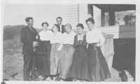 Pi Phi Settlement School Teachers - 1915