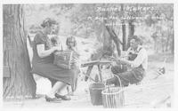 Basket Makers - Pi Beta Phi Settlement School - Gatlinburg, Tenn.