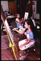 Painting - Youth Summer Art Workshop.