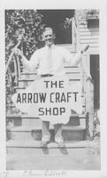 Arrow Craft Shop, July 12, 1927